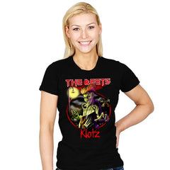 Klotz - Womens - T-Shirts - RIPT Apparel