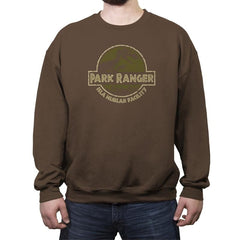 Parks & Rex - Crew Neck Sweatshirt - Crew Neck Sweatshirt - RIPT Apparel