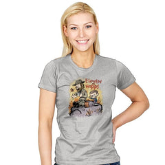 Eleven and Hopps - Womens - T-Shirts - RIPT Apparel