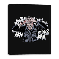 The Ash Laugh - Canvas Wraps - Canvas Wraps - RIPT Apparel