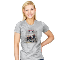 Ricky's Boys  - Womens - T-Shirts - RIPT Apparel