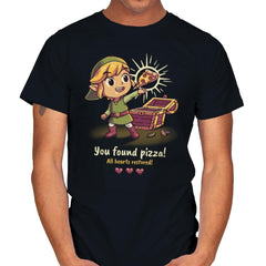 The Legendary Pizza - Mens - T-Shirts - RIPT Apparel