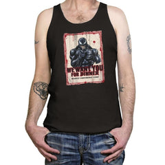 We Want YOU - Tanktop - Tanktop - RIPT Apparel