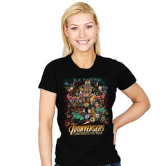 Infinitoon War - Womens - T-Shirts - RIPT Apparel