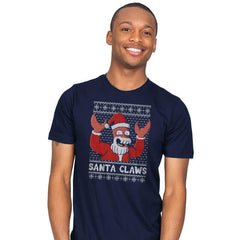 Zoiberg Santa Claws - Mens - T-Shirts - RIPT Apparel