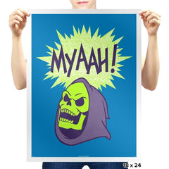 Myaah! Reprint - Prints - Posters - RIPT Apparel