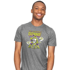 The Incredible Donnie - Mens - T-Shirts - RIPT Apparel