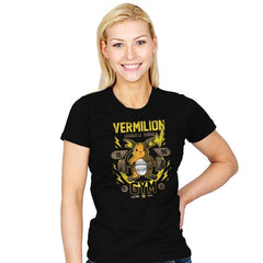 Vermilion Gym - New Year's Evolutions - Womens - T-Shirts - RIPT Apparel