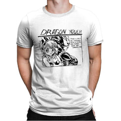 Dragon Youth - Mens Premium - T-Shirts - RIPT Apparel