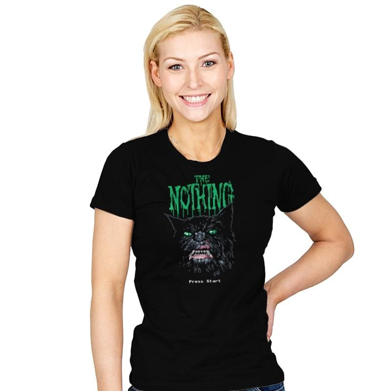 Start Nothing - Womens - T-Shirts - RIPT Apparel