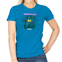 Donny's Lab Exclusive - Womens - T-Shirts - RIPT Apparel