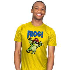 Frog! Exclusive - Mens - T-Shirts - RIPT Apparel