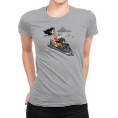 B.Man & W. Woman Exclusive - Womens Premium - T-Shirts - RIPT Apparel