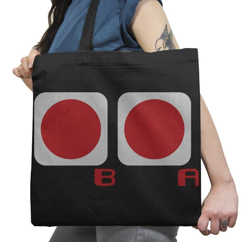 Stay Together - NES - Tote Bag - Tote Bag - RIPT Apparel