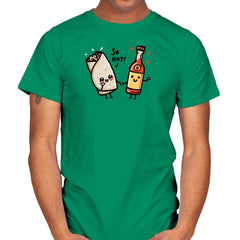 Be my BAErrito - Mens - T-Shirts - RIPT Apparel
