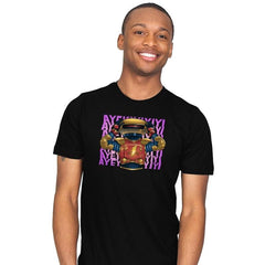 Alpha Joke - Mens - T-Shirts - RIPT Apparel