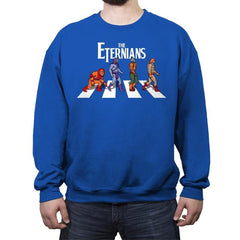The Eternians - Crew Neck Sweatshirt - Crew Neck Sweatshirt - RIPT Apparel