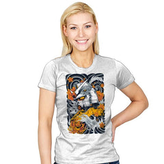 Mecha Otaku - Womens - T-Shirts - RIPT Apparel