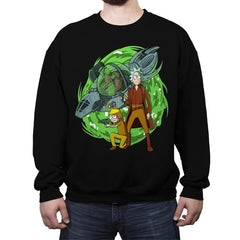 You Can't Take The UURP From Me - Crew Neck Sweatshirt - Crew Neck Sweatshirt - RIPT Apparel