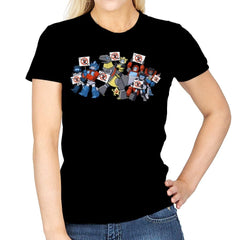 March Against Megs Exclusive - Womens - T-Shirts - RIPT Apparel