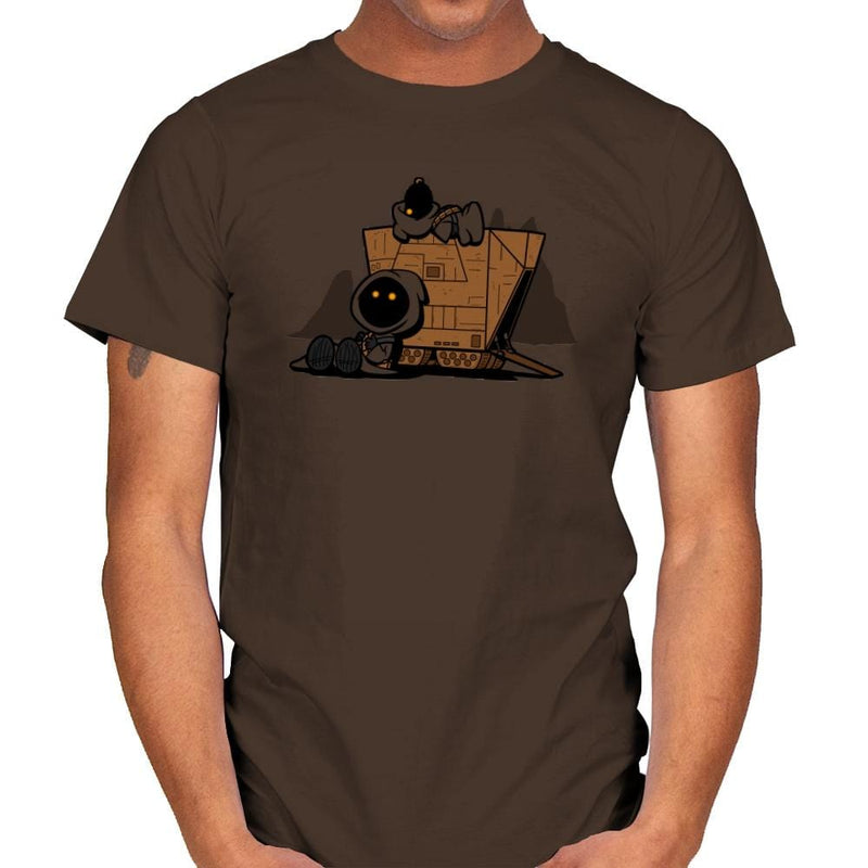 Scavenger Nuts - Mens - T-Shirts - RIPT Apparel