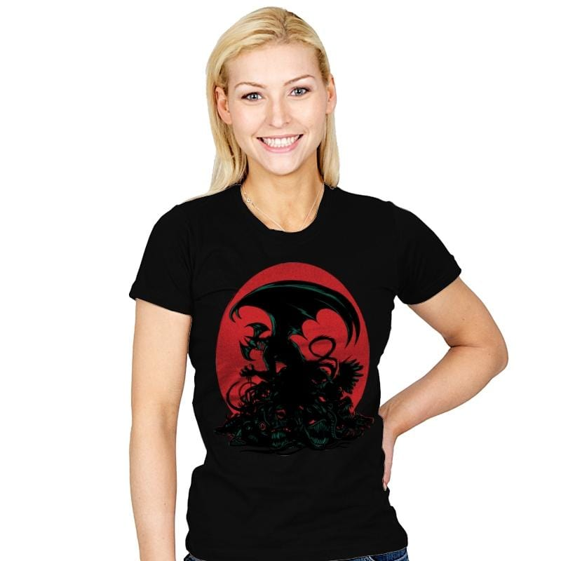 Crydevil - Womens - T-Shirts - RIPT Apparel