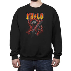 Kylo Rocks - Crew Neck Sweatshirt - Crew Neck Sweatshirt - RIPT Apparel