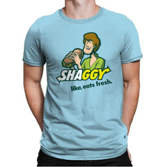 Shaggyway - Mens Premium - T-Shirts - RIPT Apparel