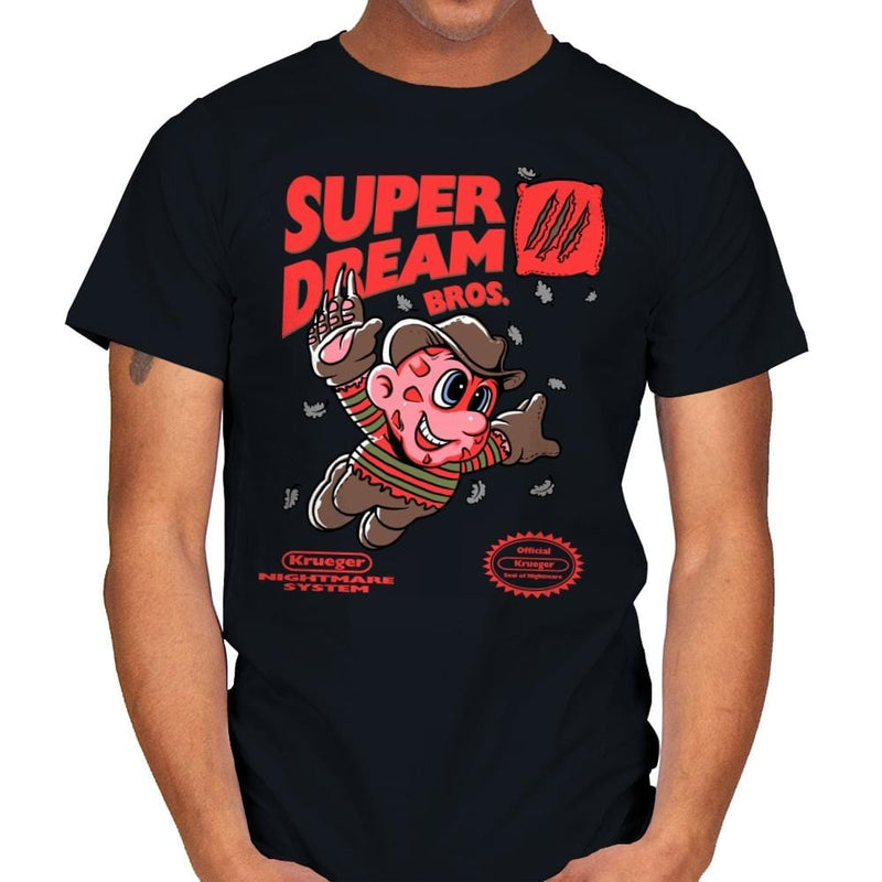 Super Dream Bros - Anytime - Mens - T-Shirts - RIPT Apparel