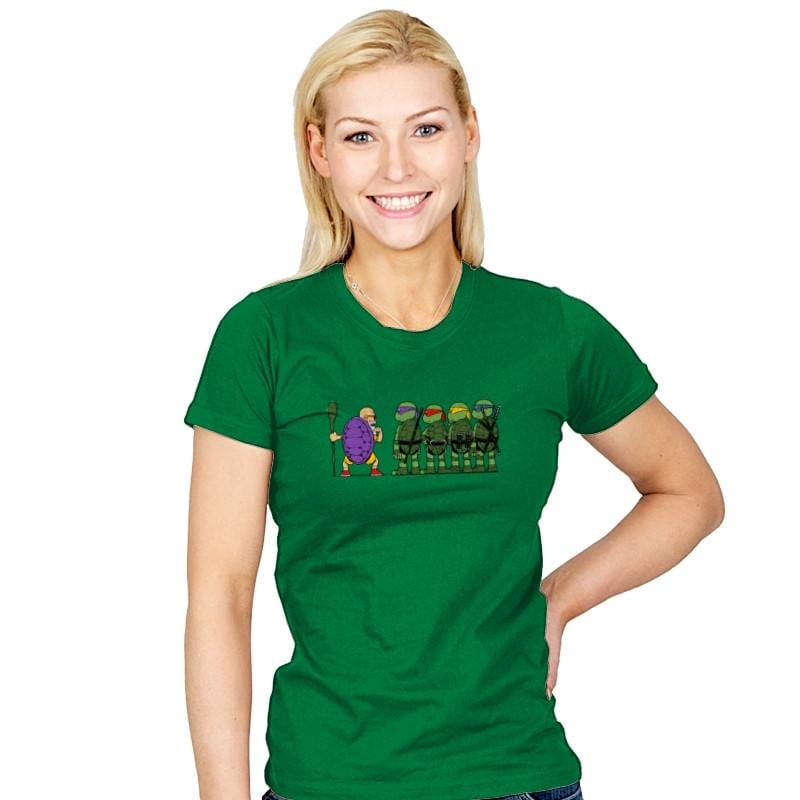 The Shells - Womens - T-Shirts - RIPT Apparel