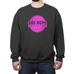 Boys World - Crew Neck Sweatshirt - Crew Neck Sweatshirt - RIPT Apparel