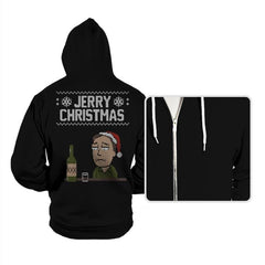 Jerry Christmas! - Hoodies - Hoodies - RIPT Apparel