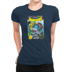 Ranger Rampage Exclusive - Womens Premium - T-Shirts - RIPT Apparel