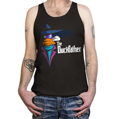 The Duckfather - Tanktop - Tanktop - RIPT Apparel