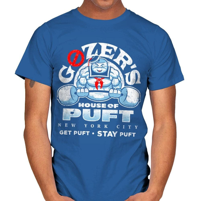 House of Puft - Best Seller - Mens - T-Shirts - RIPT Apparel