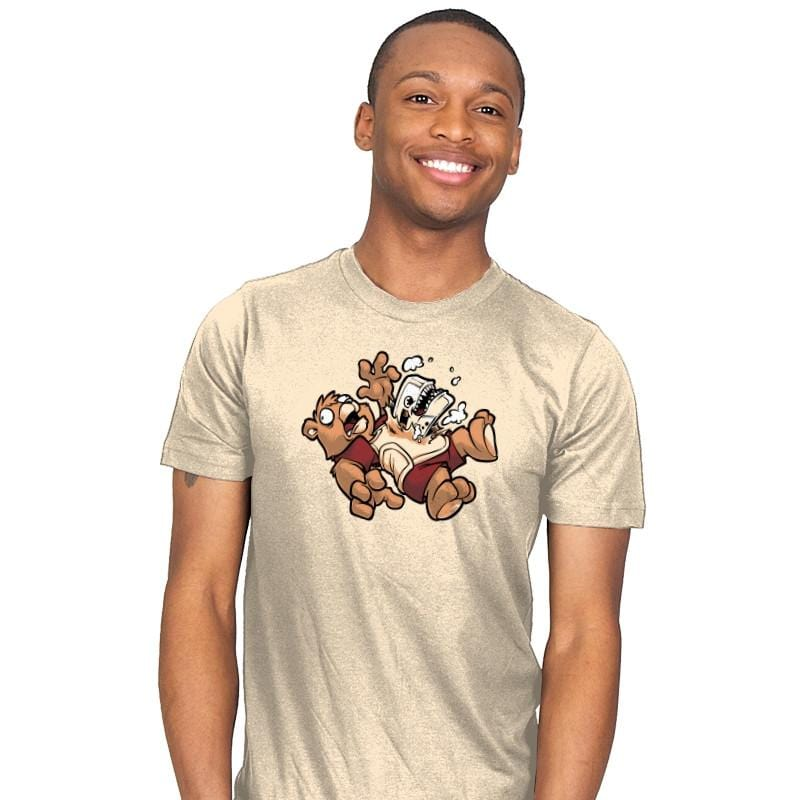 Teddy's Tapeburster Exclusive - Mens - T-Shirts - RIPT Apparel