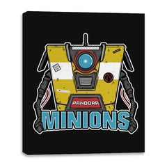 Pandora Minions - Canvas Wraps - Canvas Wraps - RIPT Apparel