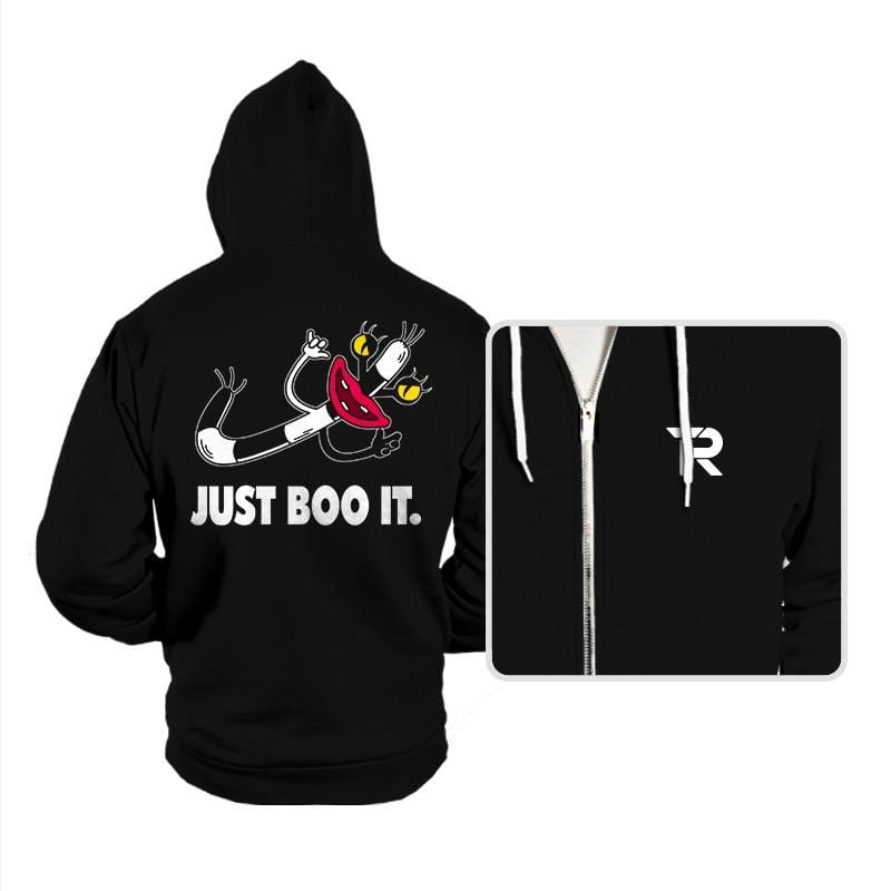 JUST BOO IT! - Hoodies - Hoodies - RIPT Apparel