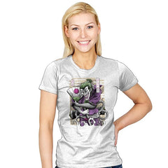 Samurai Joke - Womens - T-Shirts - RIPT Apparel