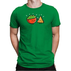 Chips And Guac - Mens Premium - T-Shirts - RIPT Apparel
