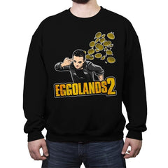 Eggolands 2 - Crew Neck Sweatshirt - Crew Neck Sweatshirt - RIPT Apparel
