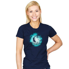 My Secret Friend - Back to Nature - Womens - T-Shirts - RIPT Apparel