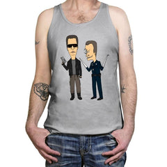 T800 and T1000 - Tanktop - Tanktop - RIPT Apparel