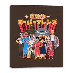 Magical Super Friends - Canvas Wraps - Canvas Wraps - RIPT Apparel
