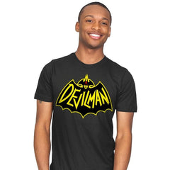 Demon or Human - Mens - T-Shirts - RIPT Apparel
