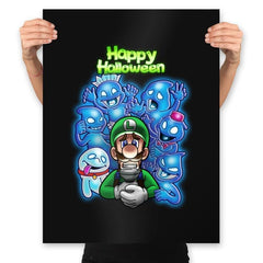 Happy Halloween - Prints - Posters - RIPT Apparel