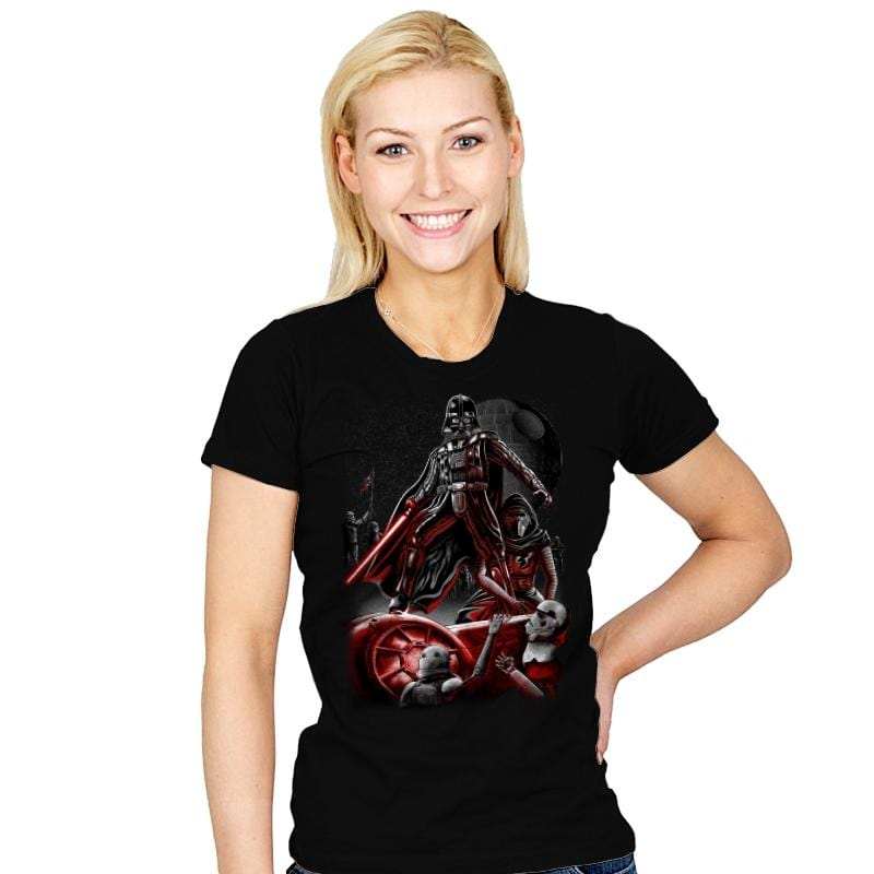 Army of Dark Side - Womens - T-Shirts - RIPT Apparel