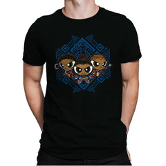 The Pantherpuff Girls Exclusive - Mens Premium - T-Shirts - RIPT Apparel