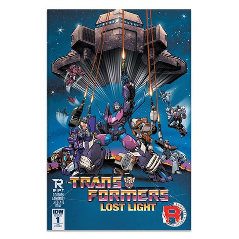 Transformers: Lost Light Issue 1 - Comic Book - Comic Book - RIPT Apparel