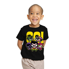 Puff-titans Go! - Youth - T-Shirts - RIPT Apparel
